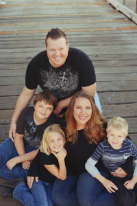 The Montgomery family