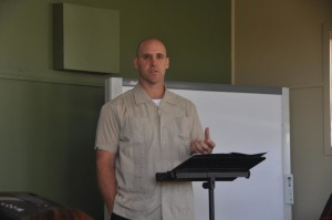 Founding Pastor, Miguel Abascal